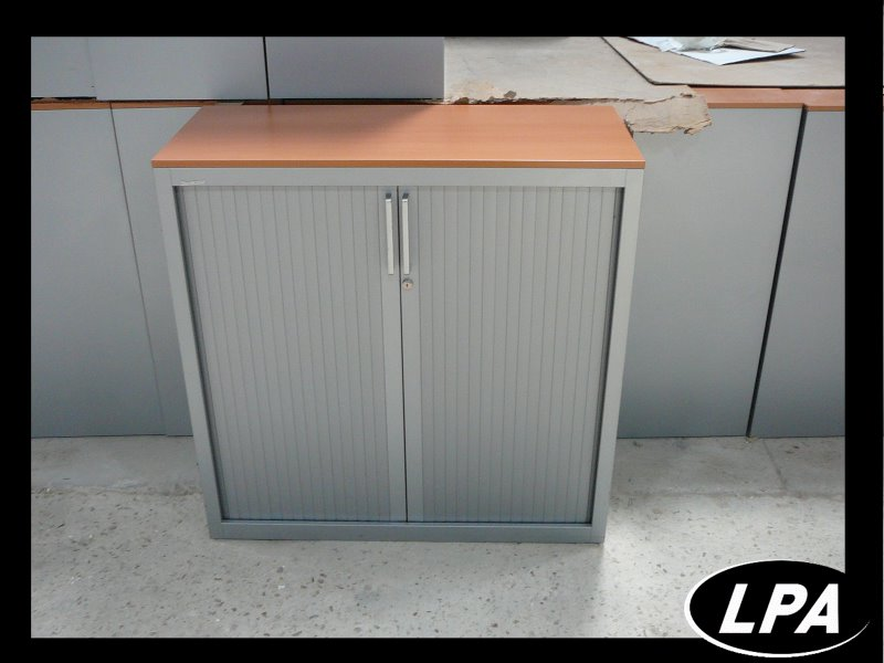 Armoire Basse Armoire Basse Fusion Steelcase 2