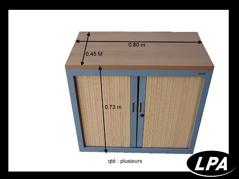 armoire m tallque basse samas cr dence armoires lpa. Black Bedroom Furniture Sets. Home Design Ideas