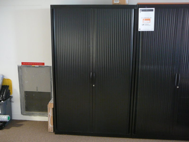 Armoire Metallque Occasion Steelcase Noire Armoire Haute Armoires Lpa