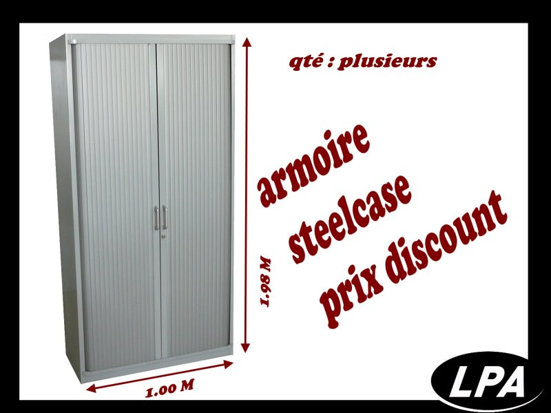 armoire metallique pas chere occasion armoire avec miroir. Black Bedroom Furniture Sets. Home Design Ideas