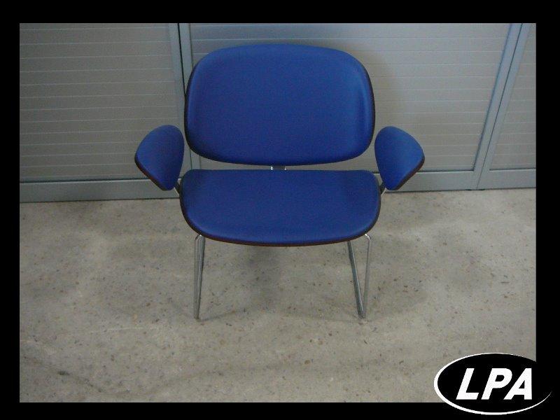 Fauteuil blob parri mobilier design mobilier de bureau for Mobilier design fauteuil