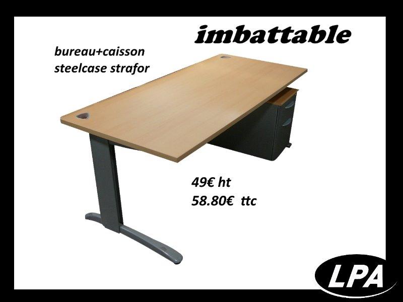 bureau caisson steelcase strafor bureau mobilier de bureau lpa. Black Bedroom Furniture Sets. Home Design Ideas