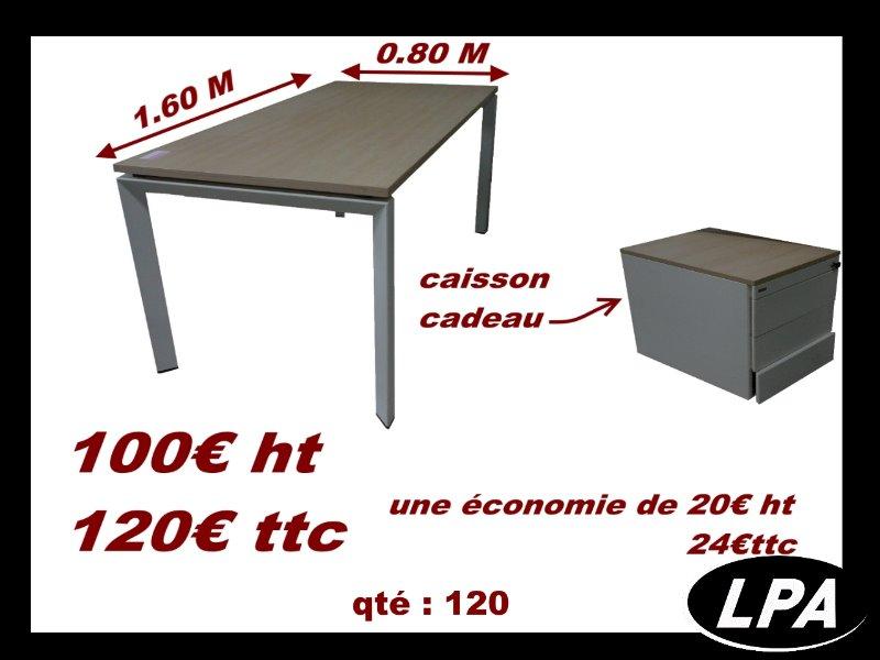 Bureau droit prix discount bureau mobilier de bureau lpa for Prix mobilier de bureau