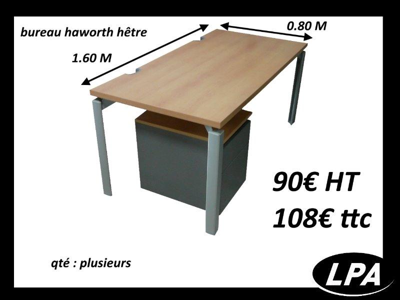 bureau haworth h tre bureau mobilier de bureau lpa. Black Bedroom Furniture Sets. Home Design Ideas