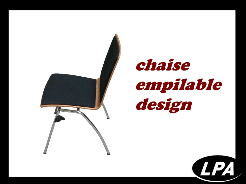 Chaise Chaise Empilable Design 1