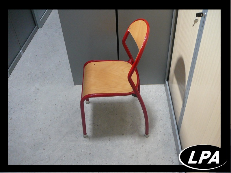 Chaise Chaise Empilable D'école 3