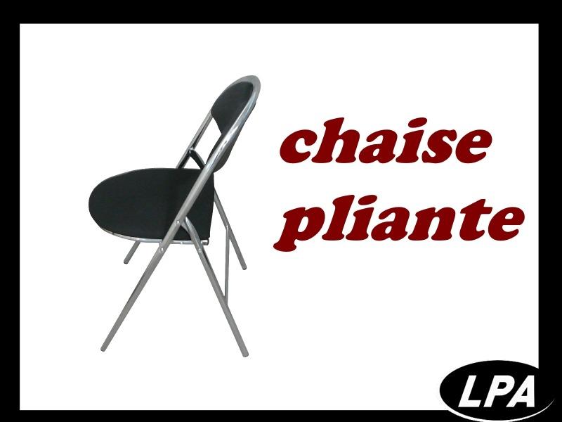 De Chaise Pliante BureauLpa Mobilier Occasion 7ygbf6
