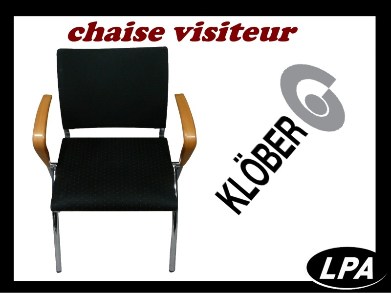 Chaise Chaise Visiteur Klober 1