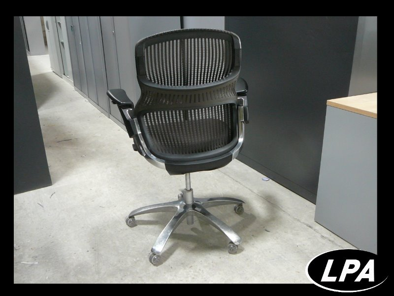 Fauteuil knoll g n ration fauteuil mobilier de bureau lpa - Fauteuil bureau knoll ...
