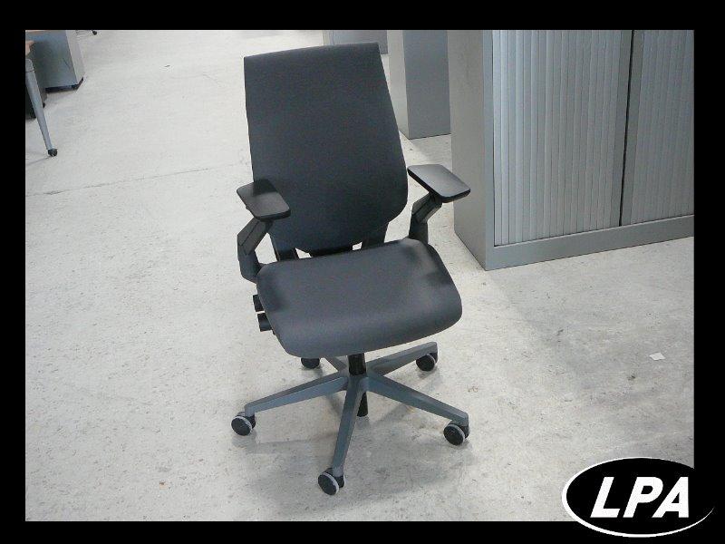 Fauteuil steelcase gesture fauteuil mobilier de bureau lpa - Fauteuil de bureau steelcase ...