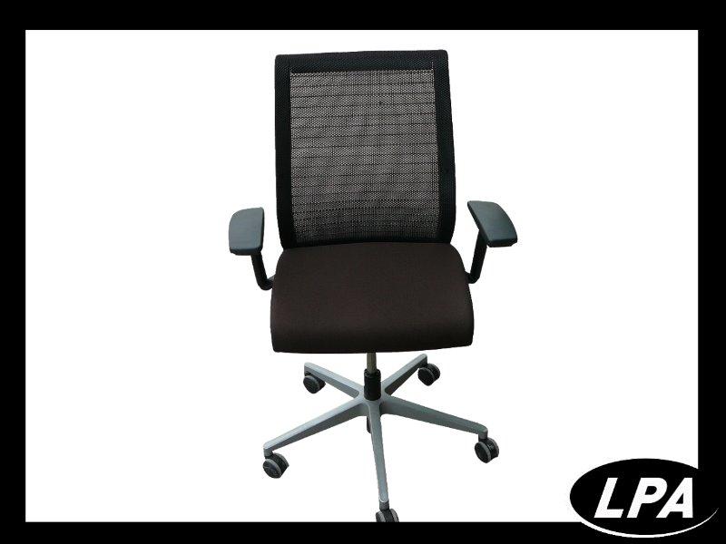 Fauteuil steelcase think dossiers resille fauteuil mobilier de bureau lpa - Fauteuil de bureau steelcase ...