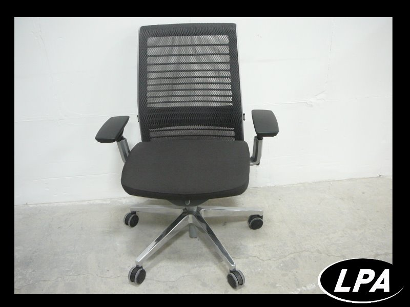 Fauteuil steelcase think v2 fauteuil mobilier de bureau lpa - Fauteuil de bureau steelcase ...