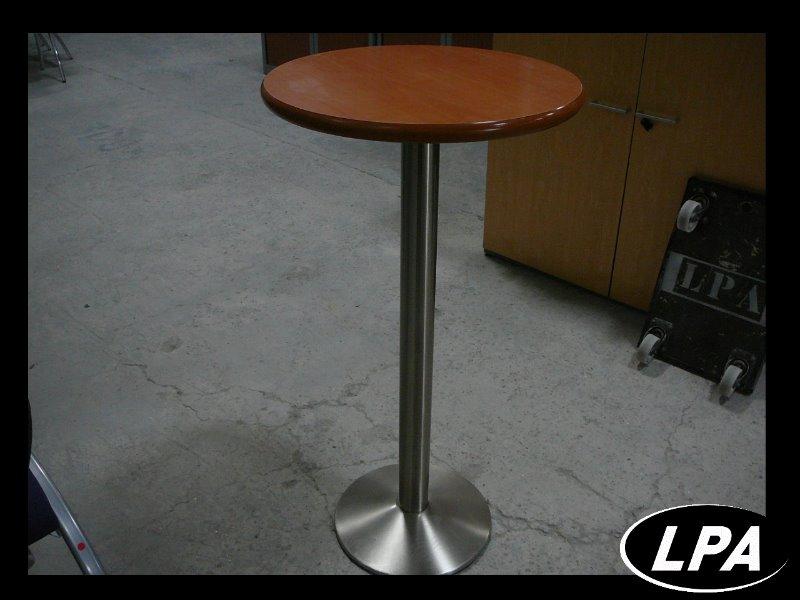 Mange debout table mobilier de bureau lpa - Achat table mange debout ...