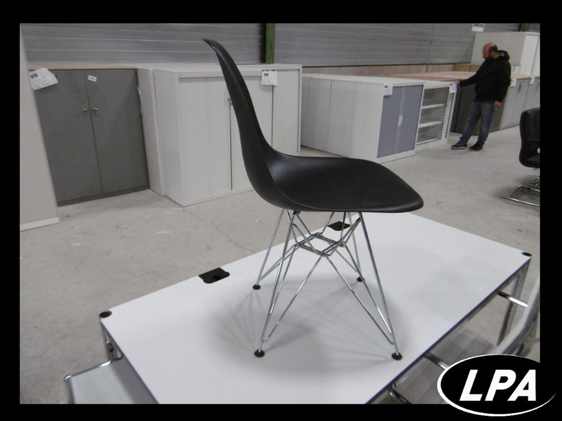 Chaise Chaise Eames  Dsr Gris Anthracite 2
