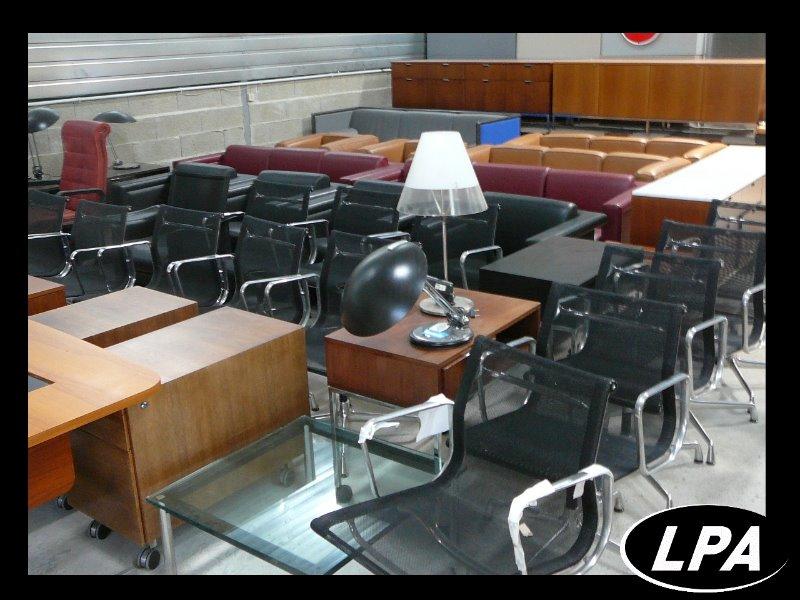 Lot de mobilier de bureau design 60 70 80 90 mobilier design mobilier de - Mobilier design d occasion ...