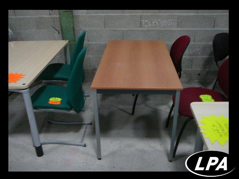 table modulaire r union table mobilier de bureau lpa. Black Bedroom Furniture Sets. Home Design Ideas