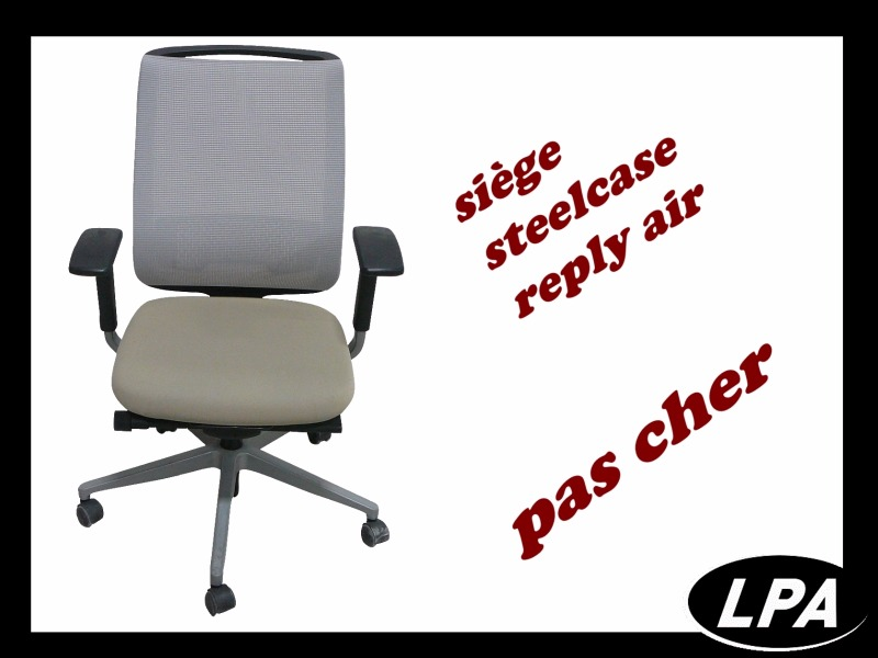 Fauteuil Steelcase Reply Air 1