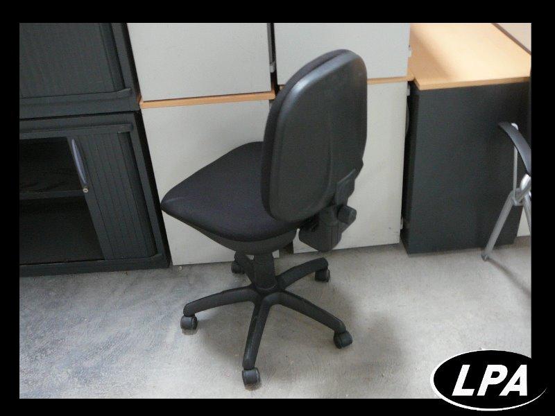 Si ge dactylo a prix sacrifi fauteuil mobilier de for Prix mobilier de bureau