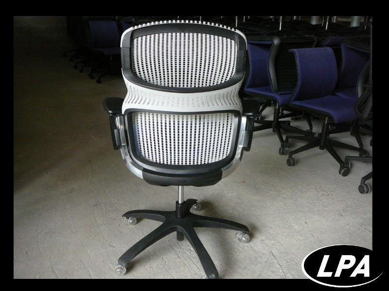 Si ge knoll generation occasion fauteuil mobilier de bureau lpa - Fauteuil knoll occasion ...