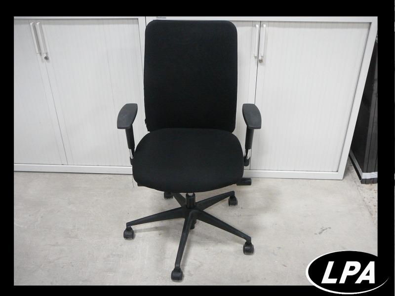 fauteuil roulette noir pas cher fauteuil mobilier de. Black Bedroom Furniture Sets. Home Design Ideas