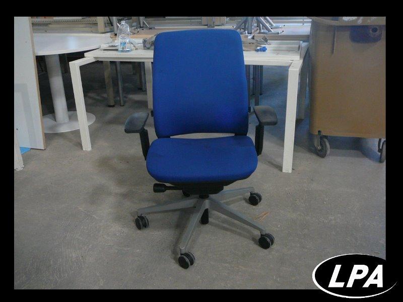 Fauteuil steelcase amia fauteuil mobilier de bureau lpa - Fauteuil de bureau steelcase ...