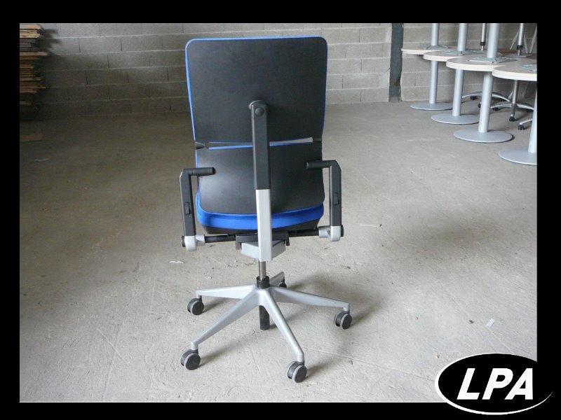 Steelcase please 2 pas cher fauteuil mobilier de for Fauteuil de bureau sans accoudoir pas cher
