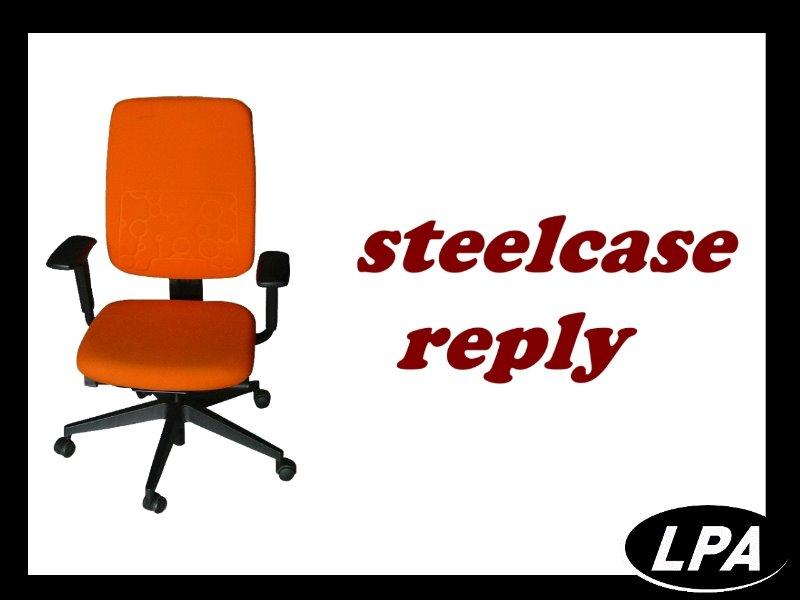 Steelcase reply fauteuil mobilier de bureau lpa - Fauteuil de bureau steelcase ...