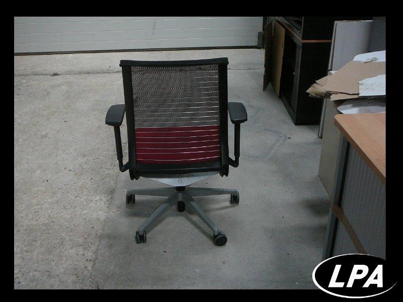 Steelcase think occasion fauteuil mobilier de bureau lpa Mobilier de bureau occasion