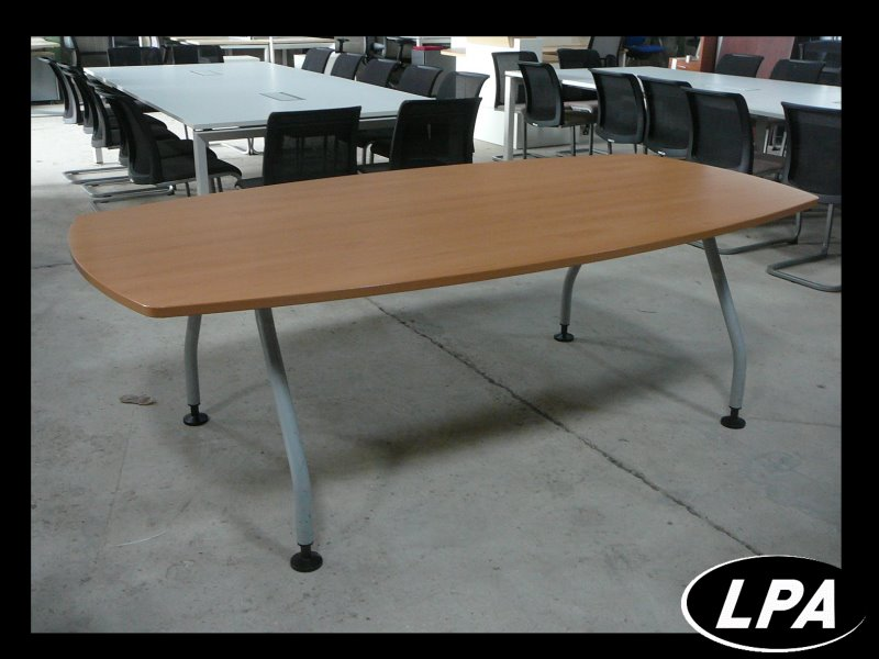Table 8 personnes werndl table de r union mobilier de - Table 8 personne ...