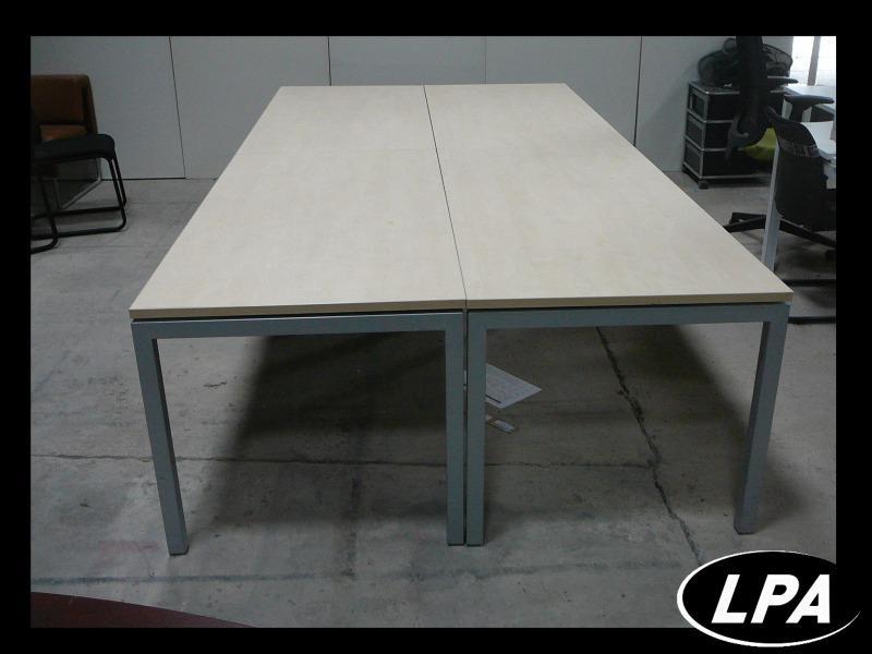table de runion 14 personnes table de runion mobilier de bureau lpa. Black Bedroom Furniture Sets. Home Design Ideas