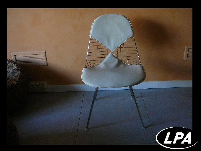Chaise dkr 2 charles eames mobilier design mobilier de bureau lpa - Mobilier charles eames ...